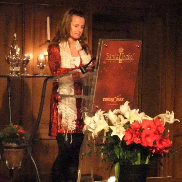 2009 - Kongress - POWER OF LOVE - Rust - Referentin Justine Felix - Kopie