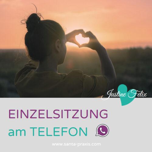 Fernheilung - Justine Felix