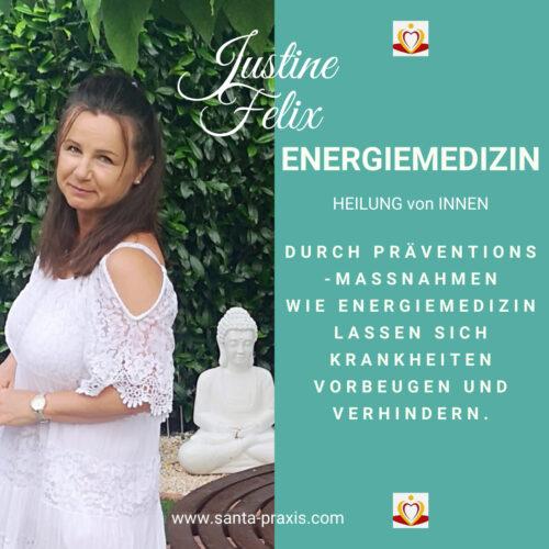 Justine Felix - Energiemedizin