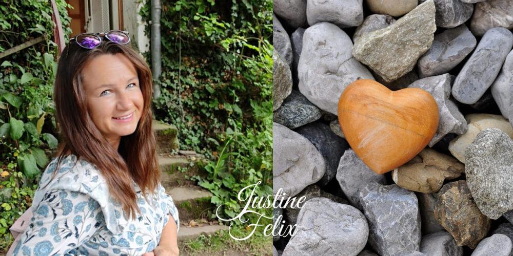 Spirituelle Heilerin Justine Felix